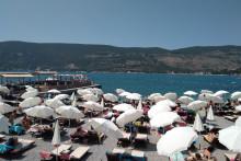 <p>Детаљ са једне од херцегновских плажа</p>