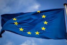 <p>ЕУ застава</p>
