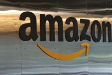 <p>Амазон, лого</p>