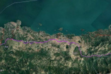 <p>Мапа подручја Крајине</p>