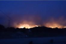 <p>Пожар на Родосу</p>