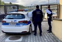 <p>Црногорац ухапшен у крађи</p>