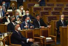 <p></p>  <p>Ђукановић и политичка већина без договора о амбасадорима</p>