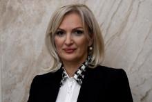 <p>Министарка здравља Јелена Боровинић Бојовић</p>