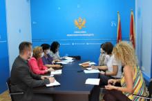 <p>Са састанка у Министарству</p>