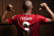 <p>Фабињо у дресу Ливерпула</p>