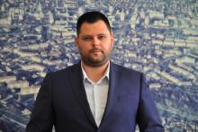 <p>Марко Ковачевић, градоначелник Никшића</p>