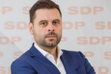 <p>Вујовић (Фото: СДП)</p>