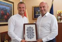 <p>Царевић и Станивуковић</p>