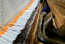 <p>Цигарете, Белгија</p>