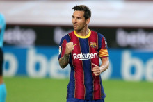 <p>Крај љубави између Барселоне и Месија?</p>