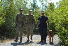 <p>Мјешовите патроле, граница са Албанијом</p>