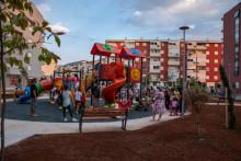<p>Парк отворен на мјесту на ком је била предвиђена зграда</p>