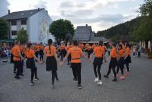 <p>Учесници етно-кампа у Колашину</p>