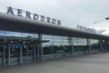 <p>Аеродром у Подгорици</p>