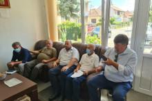 <p>Џамија у Гусињу добила плац</p>