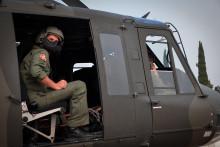<p>Helikopter Vojske CG (
