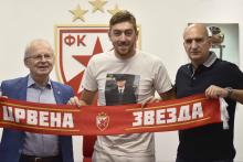<p>Милан Павков са Светозаром Мијаиловићем и Митром Мркелом</p>