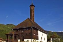 <p>Царска џамија у Плаву</p>