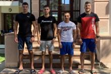 <p>Црногорски боксери на Златибору</p>