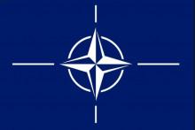 <p>симбол НАТО-а, википедија</p>