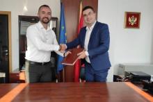 <p>Милан Газдић и Никола Ровчанин</p>