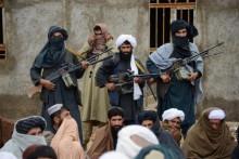 <p>Талибански борци у Авганистану</p>