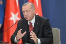 <p>Предсјендик Турске Ердоган</p>