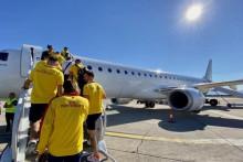 <p>Црногорски фудбалери</p>