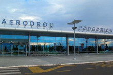 <p>Аеродром Подгорица</p>