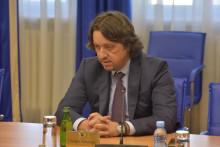 <p>Odbor za bezbjednost, saslusanje direktora policije, sergej Sekulovic, ministar policije</p>