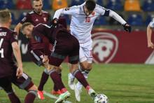 <p>Јоветићу Риги пресудио Летонији, неће играти у Подгорици</p>