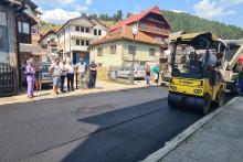 <p>Për rindërtimin e 470 metra rrugë u investuan afër 65.000 euro</p>