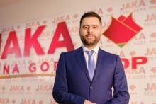 <p>Генерални секретар СДП Иван Вујовић</p>