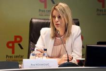 <p>Ана Новаковић Ђуровић</p>