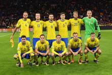 <p>Шведска репрезентација</p>