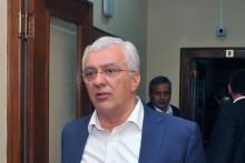 <p>Андрија Мандић, један од лидера ДФ-а</p>
