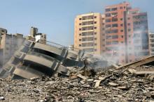 <p>Mesto: Bejrut<br /> Datum: 26.07.2006<br /> Dogadjaj: posledice izraelskih vazdussnih udara u juzznom predgradju Bejruta<br /> Licnosti:</p>
