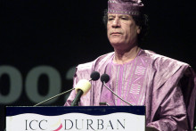 <p>Gadafi</p>