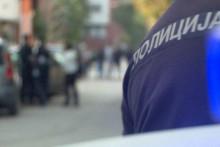 <p>Полиција извршила увиђај на мјесту инцидента</p>