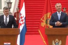 <p>Ђукановић и Милановић</p>