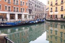 <p>Венеција угрожена уласцима крузера</p>