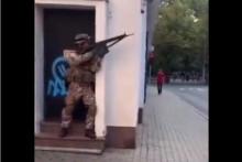 <p>Вјежба летонске армије узбунила грађане</p>