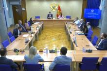 <p>Са сједнице Одбора за политички систем и правосуђе</p>