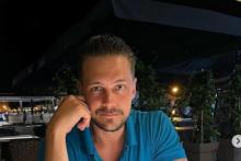 <p>Милош Биковић</p>