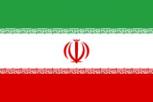 <p>Иран, застава</p>