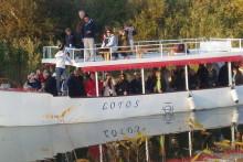 <p>Велико интересовање за крстарење језером</p>