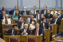 <p>Опозиција у парламенту</p>