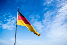 <p>Застава Њемачке</p>