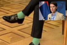 <p>Премијеркине скупе ципеле (